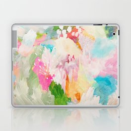 fantasia: abstract painting Laptop & iPad Skin