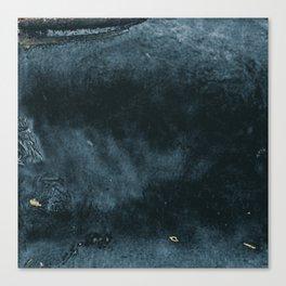 Tunafish Sandwich Wrap, Unravelled II Canvas Print