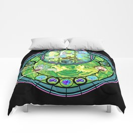 Rick & Morty Comforters