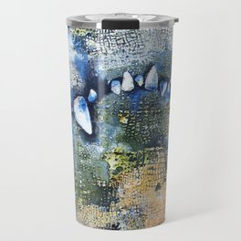 Crocodilian Travel Mug