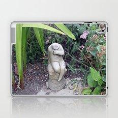 Sitting in the Garden Laptop & iPad Skin