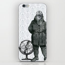 To The Edge Of The End And Back iPhone Skin