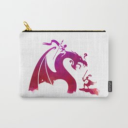 The Dragon Slayer Carry-All Pouch