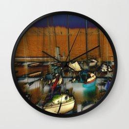 Leshi Marina Wall Clock