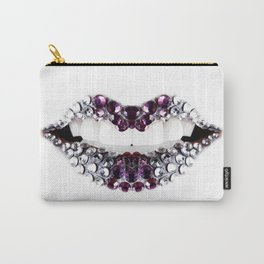 Million Dollars Kiss Carry-All Pouch