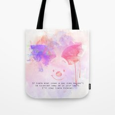 Always Forever - Piglet Tote Bag