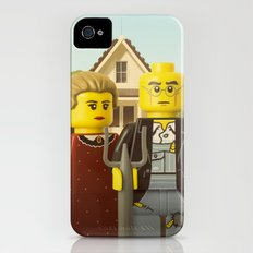 American Gothic Slim Case iPhone (4, 4s)