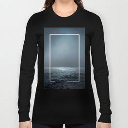 Twilight Geometry Long Sleeve T-shirt