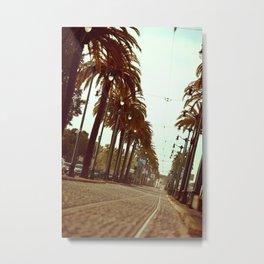 San Francisco 3 Metal Print