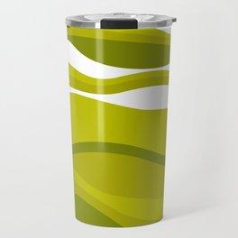 Pesto Green Travel Mug