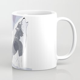 Wolf Life feat. Belette Le Pink Coffee Mug