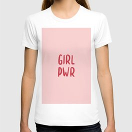 GIRL PWR T-shirt