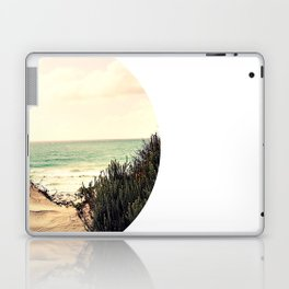 Where the sky and sea fell in love (without text) Laptop & iPad Skin