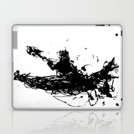 Kayakers Kayak Laptop & iPad Skin