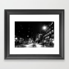 Wacker II Framed Art Print