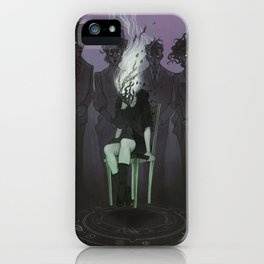 Invocation iPhone Case