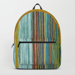 Pastel Threads Backpack