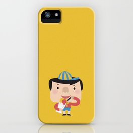 Ice Cream Please (Yellow Tales Series #2) iPhone Case