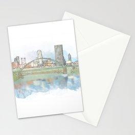 Birmingham Bridge Stationery Cards