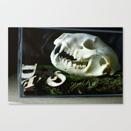 Logic][ Canvas Print