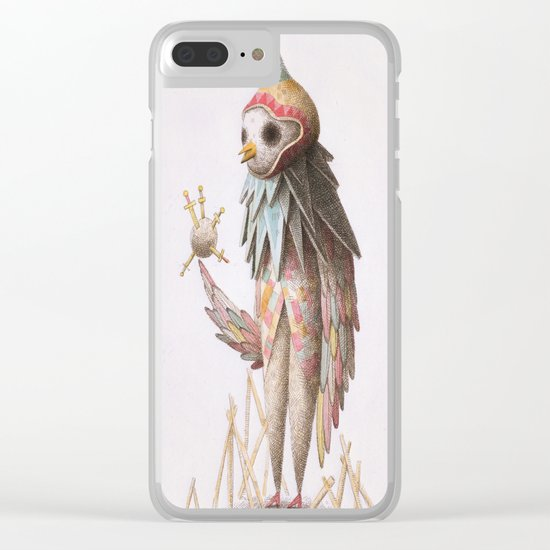 Plans Clear iPhone Case