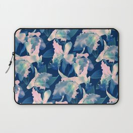 Ultramarine Orchid Laptop Sleeve
