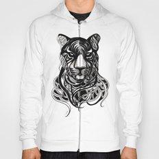 Tiger - Original Drawing  Hoody