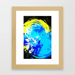 DON'T-ASK-ME--HAHA 3 Framed Art Print