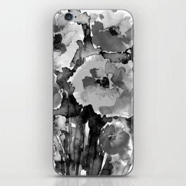 Floral Enchantment No.17D by Kathy Morton Stanion iPhone Skin
