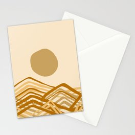 line life Stationery Cards