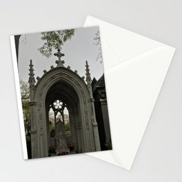 The Grey Grandeur Stationery Cards