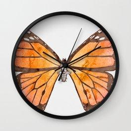 Caterpillar's nirvana Wall Clock