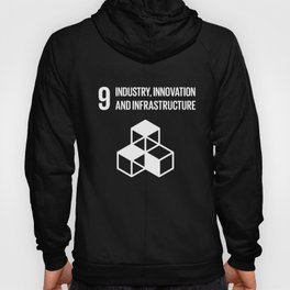 9 Industry Innovation and Infrastructure  Hoody