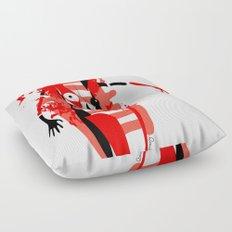 Run - Emilie Record Floor Pillow