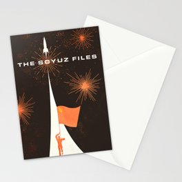 The Soyuz Files Stationery Cards