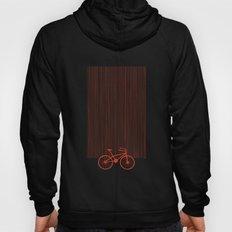 Red Bike by Friztin Hoody