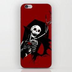 Death of Dracula iPhone & iPod Skin