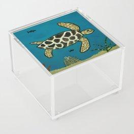 Under The Sea Acrylic Box