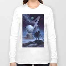 The Temple at the End of Time Long Sleeve T-shirt