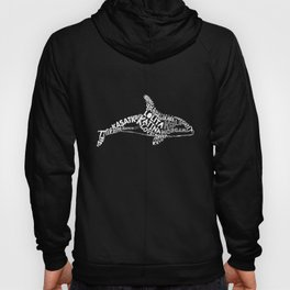 Free The Whales Hoody