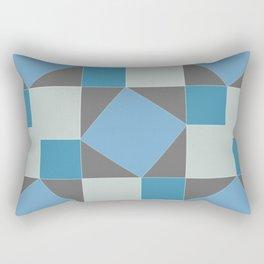Pythagorean Pattern Rectangular Pillow
