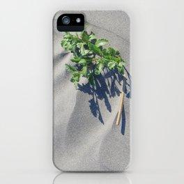 Shoreline Shadow 2 iPhone Case