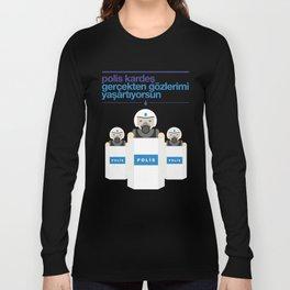 Polis Long Sleeve T-shirt