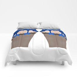 Lingeramas - Sexy Royal Blue Lingerie Top Comforters