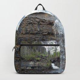 Coastal Waterfall Backpack