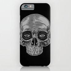 Behind the skull iPhone 6s Slim Case