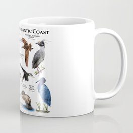 Birds of the Mid-Atlantic Coast Coffee Mug