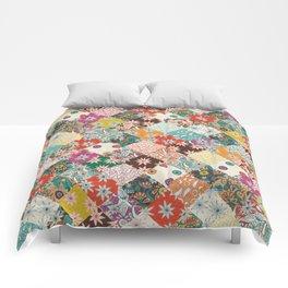 sarilmak patchwork Comforters