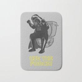 Use The Force! Bath Mat