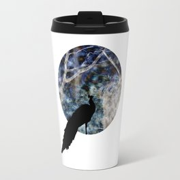 Peacock Worlds Travel Mug